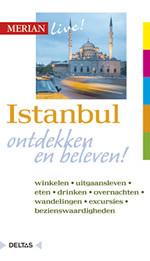 Reisgids Merian live Istanbul | Deltas