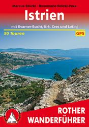 Wandelgids Istrien - Istrië | Rother de zwerver