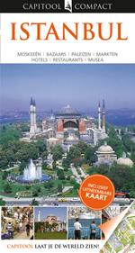 Online bestellen: Reisgids Capitool compact Istanbul | Unieboek