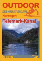 Kanogids Norwegen Telemark kanal Noorwegen | Conrad Stein Verlag |