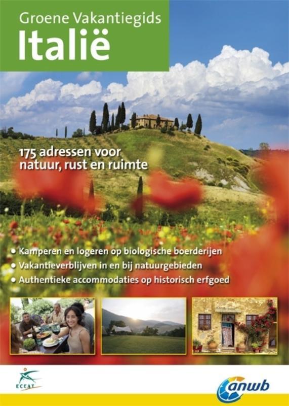 Accommodatiegids Groene Vakantiegids Italië | Eceat - ANWB de zwerver