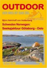 Vaargids Kanogids Seekajaktour Göteborg Oslo | Conrad Stein Verlag |