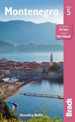 Online bestellen: Reisgids Montenegro   Bradt Travel Guides