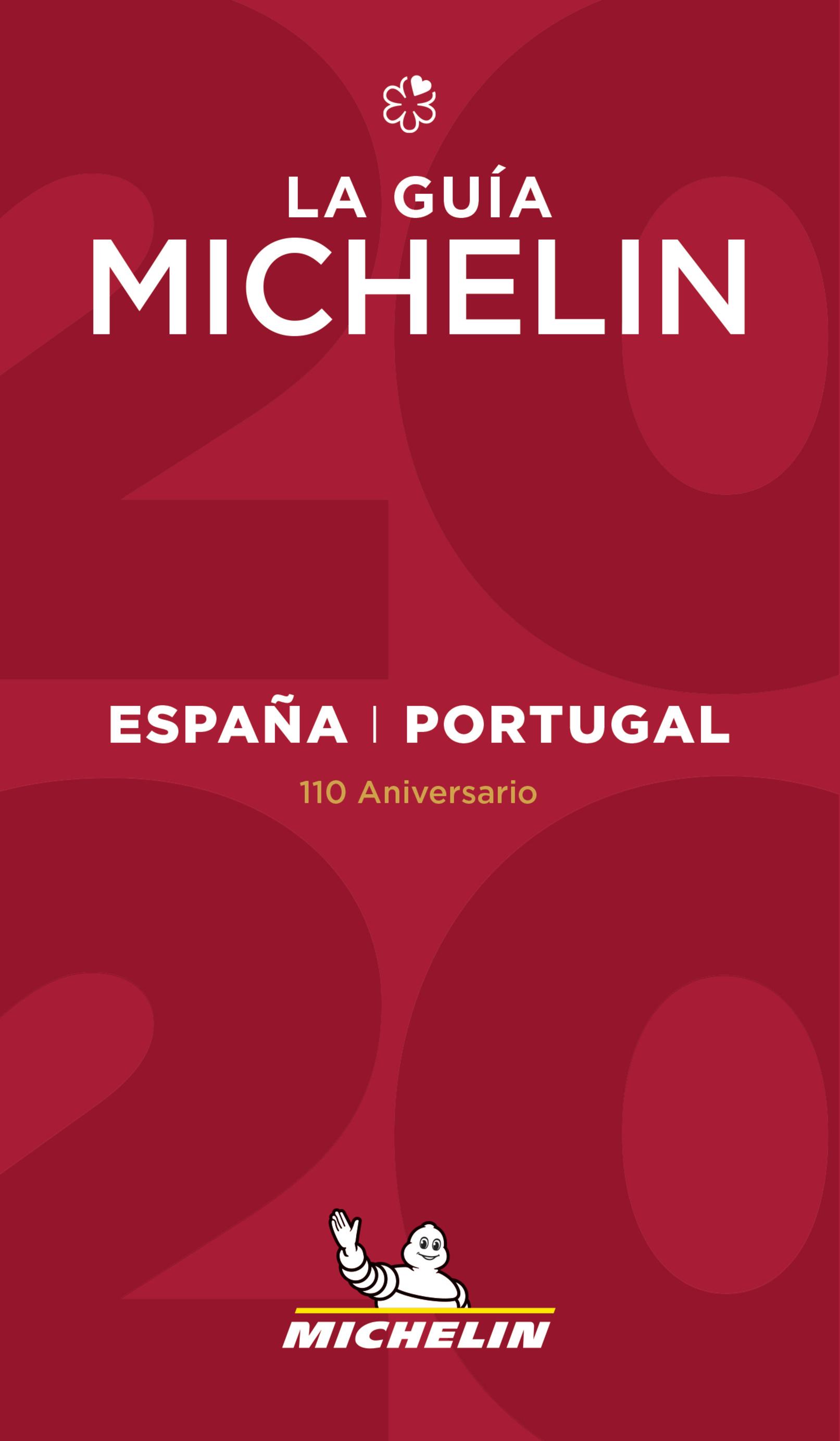 Accommodatiegids Rode gids Espana & Portugal 2020 - Spanje & Portugal | Michelin de zwerver