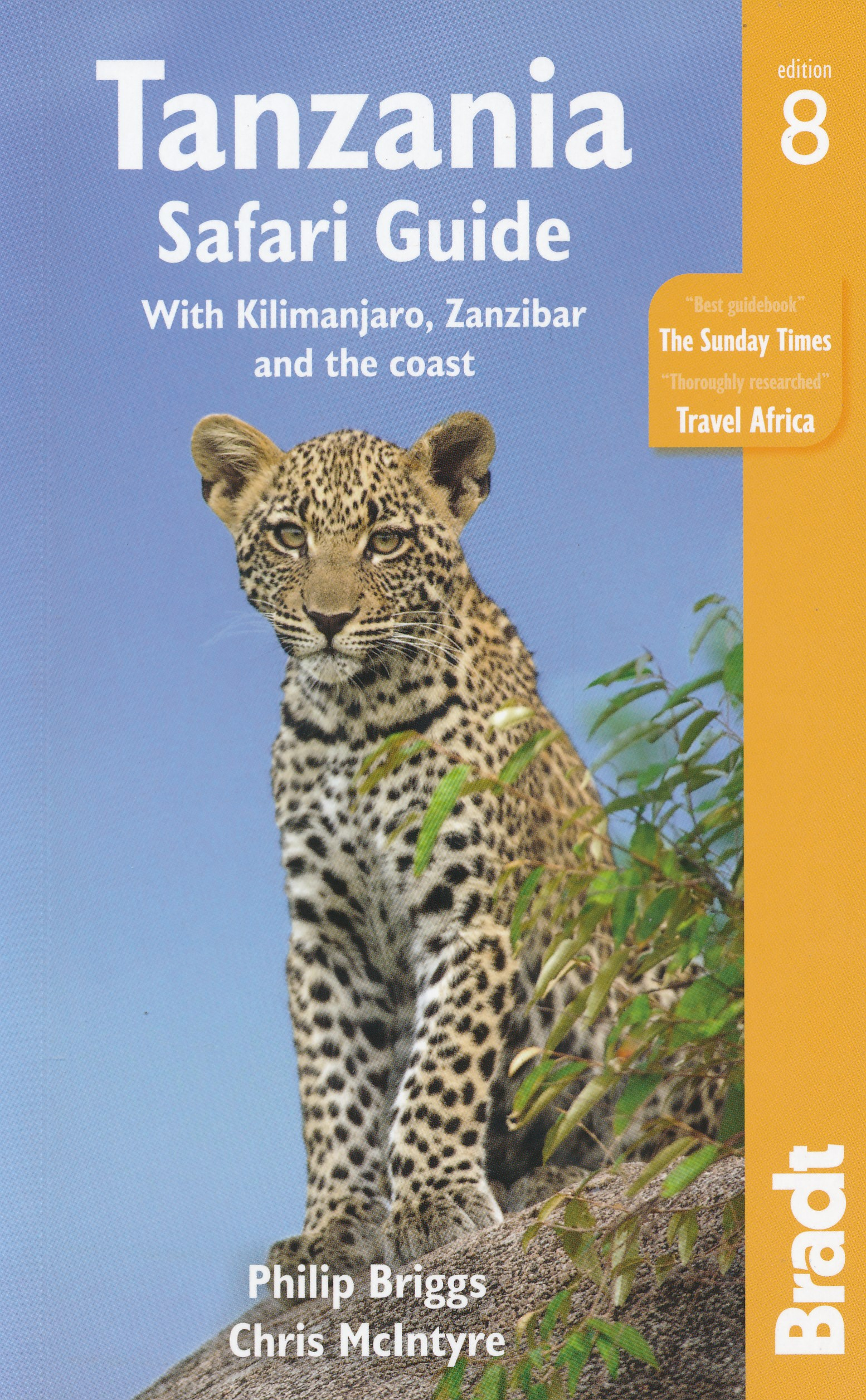 Reisgidsen en wegenkaarten Tanzania