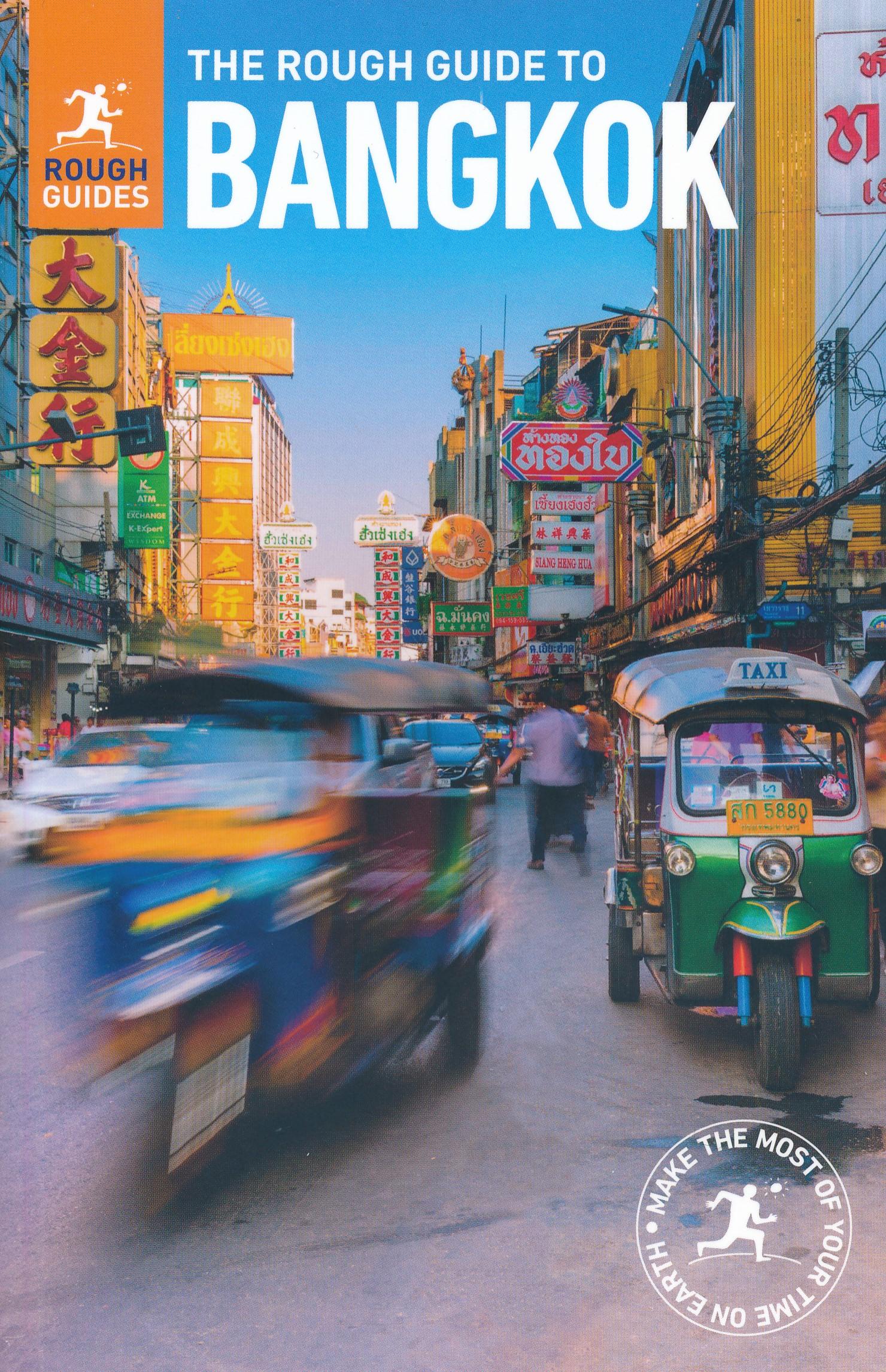 Online bestellen: Reisgids Bangkok   Rough Guides