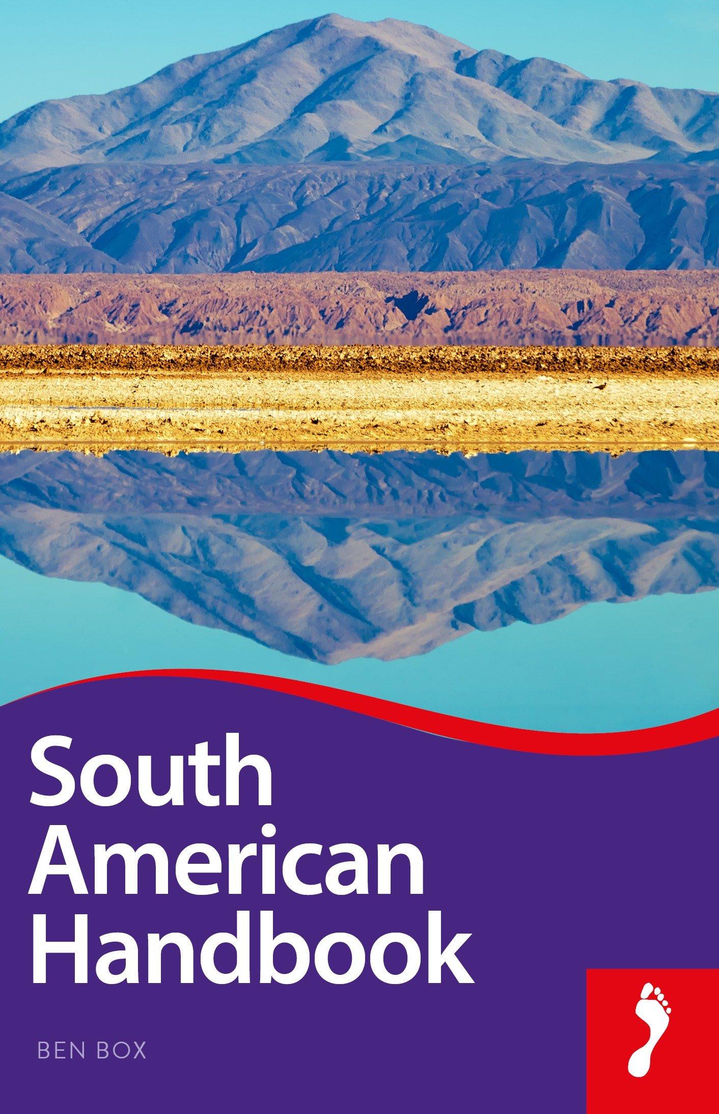 Online bestellen: Reisgids Handbook South American Handbook 2018 - Zuid Amerika | Footprint