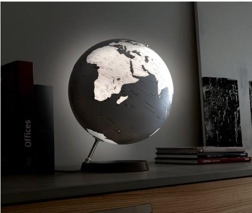 Wereldbol - Globe 25 Full Circle Reflection | Atmosphere ...
