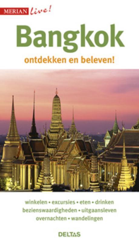 Online bestellen: Reisgids Merian live Bangkok   Deltas