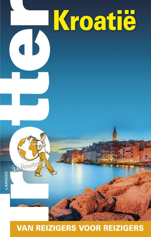 Reisgids Trotter Kroatië - Kroatie | Lannoo de zwerver