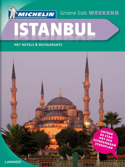 Reisgids Michelin groene gids weekend Istanbul | Lannoo