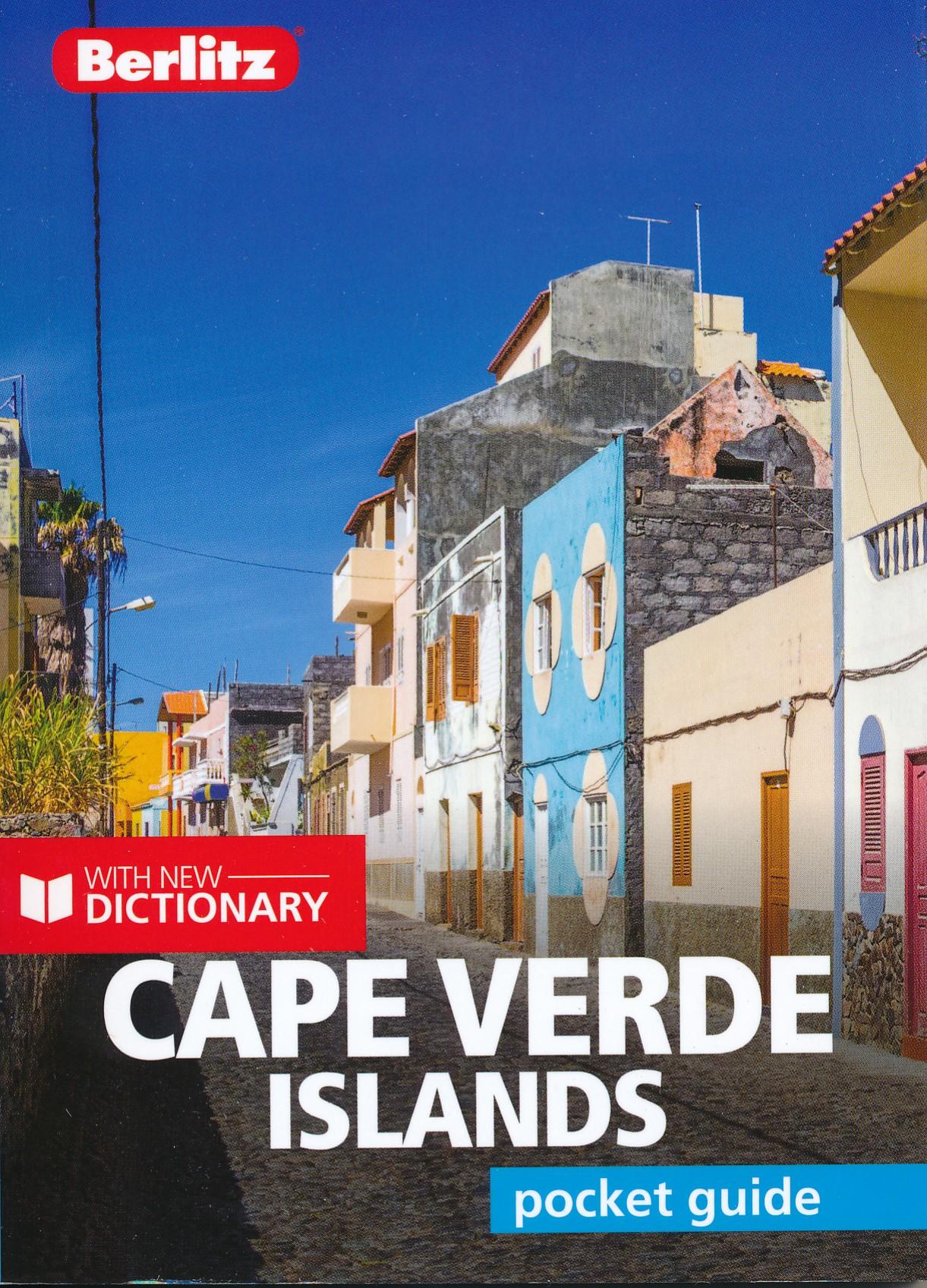 Reisgids Pocket Guide Cape Verde Islands - Kaapverdische Eilanden   Berlitz