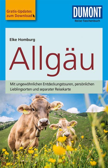 Reisgids Reise-Taschenbuch Allgäu | Dumont