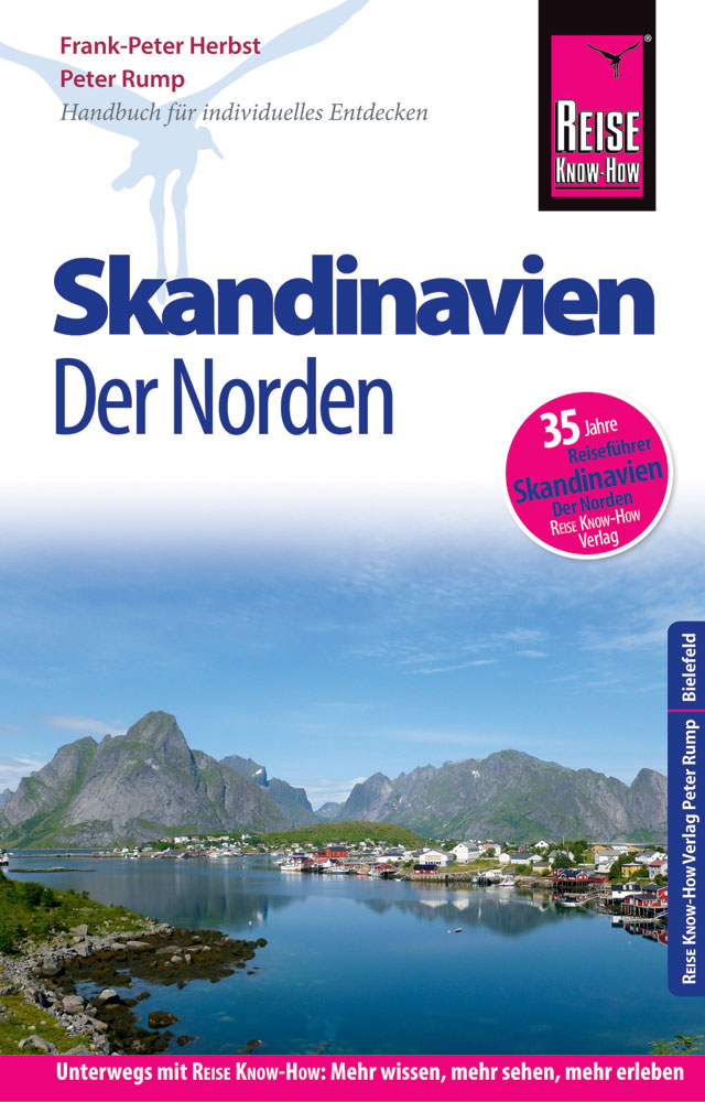 Reisgids Noord Scandinavië - Skandinavien- Der Norden | Reise Know-How Verlag