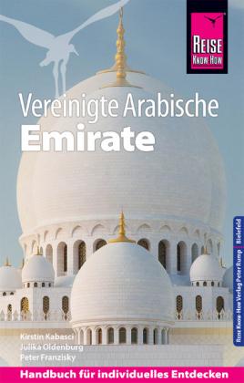 Online bestellen: Reisgids Vereinigte Arabische Emirate - VAE Emiraten | Reise Know-How Verlag