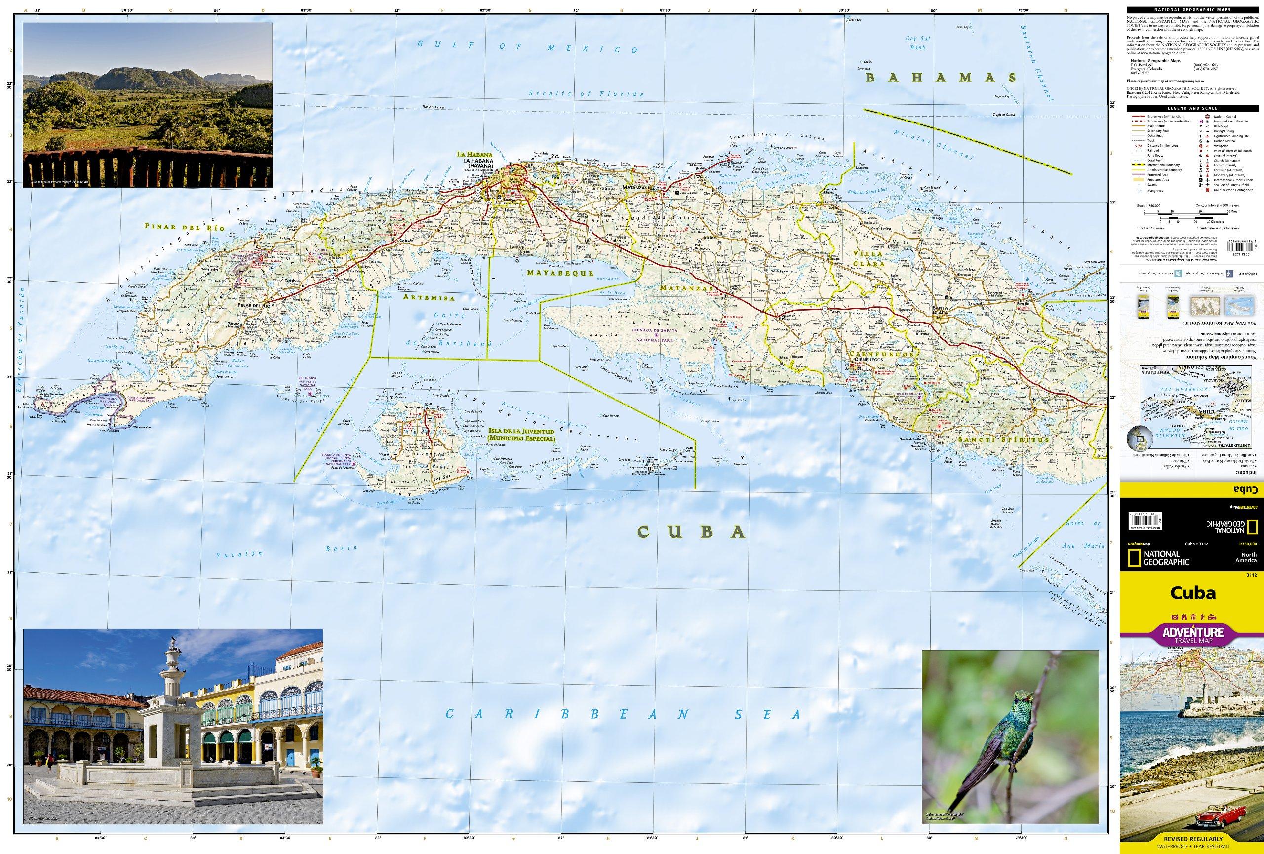 Cuba Geography