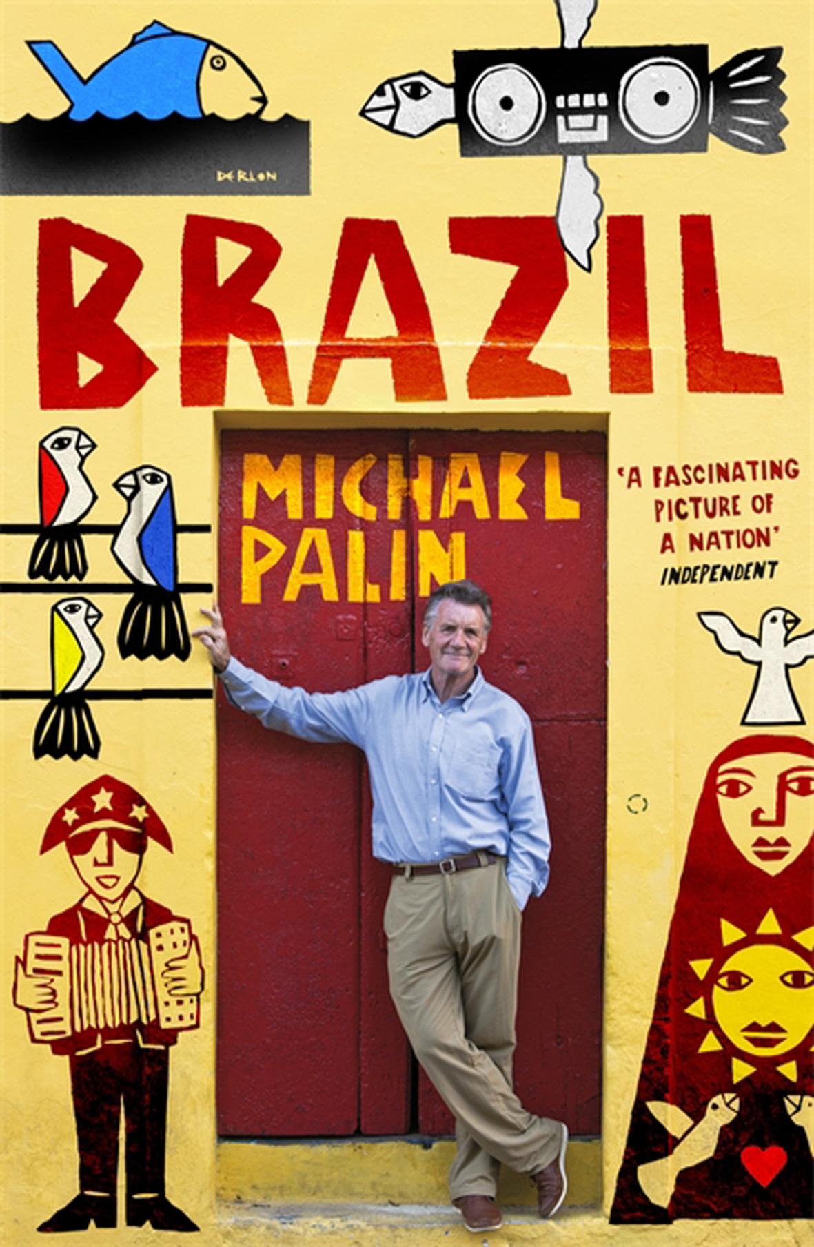 Reisverhaal Brazil | Michael Palin <br/>€ 14.50 <br/> <a href='https://www.dezwerver.nl/reisgidsen/?tt=1554_252853_241358_&r=https%3A%2F%2Fwww.dezwerver.nl%2Fr%2Fzuid-amerika%2Fbrazilie%2Fc%2Fboeken%2Freisverhalen%2F9781780220864%2Freisverhaal-brazil-michael-palin%2F' target='_blank'>Meer Info</a>