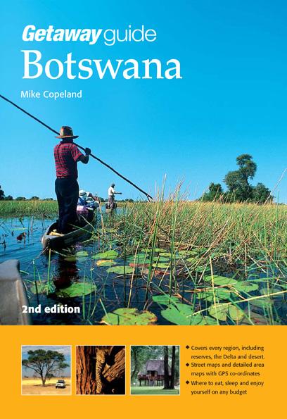 Landkaarten Botswana