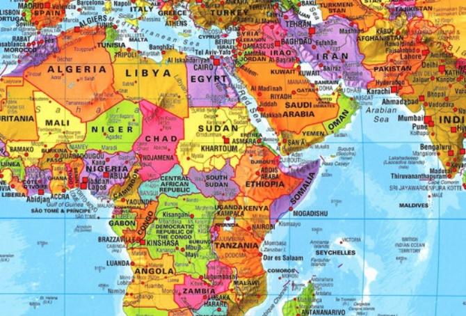 Wereldkaart als behangpapier politieke kaart 232 x 158 cm maps wereldkaart als behangpapier politieke kaart 232 x 158 cm maps international altavistaventures Images