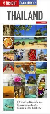 Landkaarten Thailand