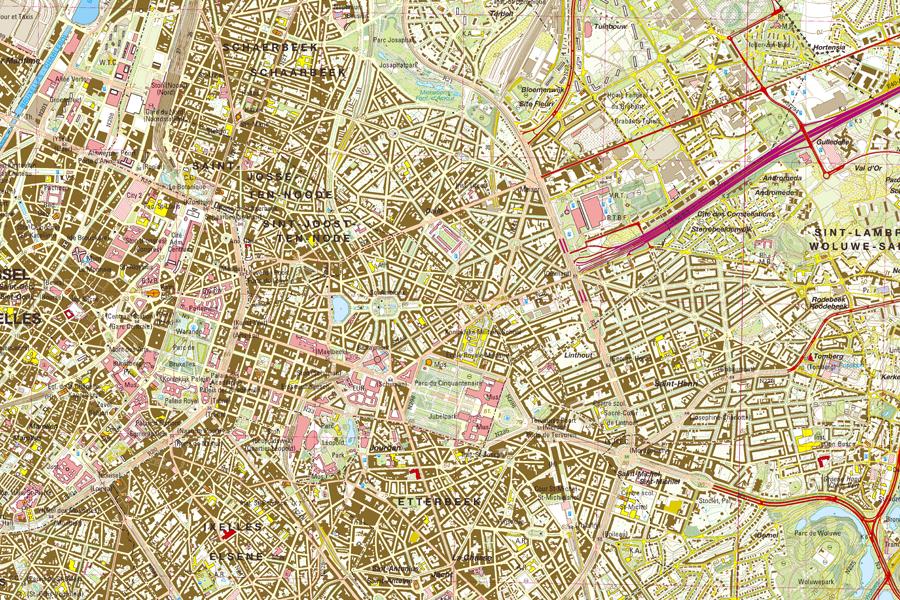 lecture de carte topographique pdf