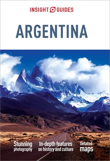 Online bestellen: Reisgids Argentinie - Argentina | Insight Guides