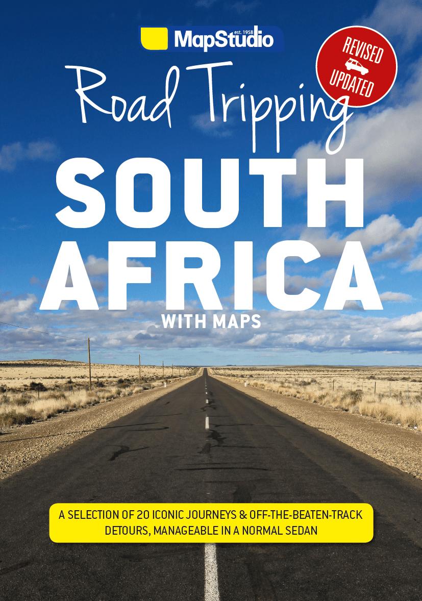 Landkaarten Zuid-Afrika