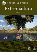 Online bestellen: Natuurgids - Reisgids Extremadura | Crossbill Guides