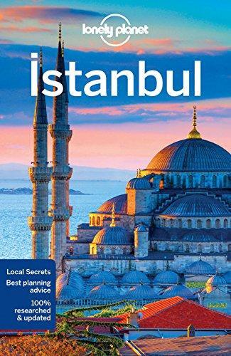 Online bestellen: Reisgids City Guide Istanbul | Lonely Planet