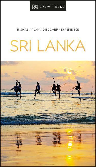 Reisgids Eyewitness Travel Sri Lanka | Dorling Kindersley de zwerver