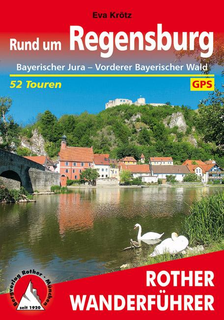Wandelgids Rund um Regensburg | Rother de zwerver
