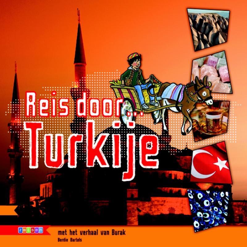 Online bestellen: Kinderreisgids Reis door... Turkije | Zwijsen Uitgeverij