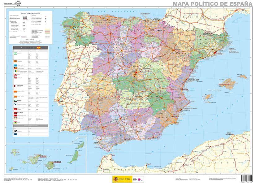 Ceuta Ceuta Map on