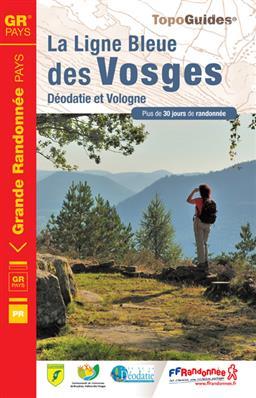 Wandelgids 880 La Ligne Bleue des Vosges | FFRP
