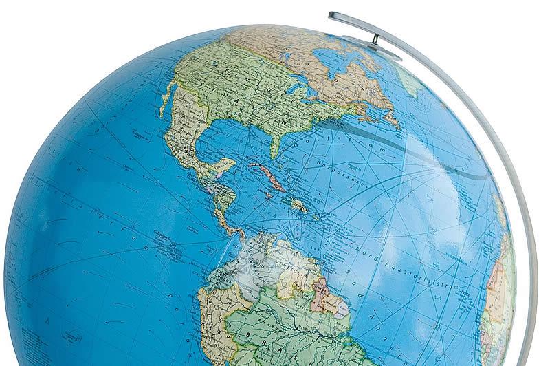 Wereldbol Met Licht : Wereldbol globe 03 duo columbus 9783871293818 reisboekwinkel
