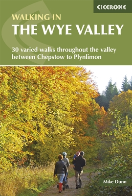 Wandelgids Walking in the Wye Valley | Cicerone
