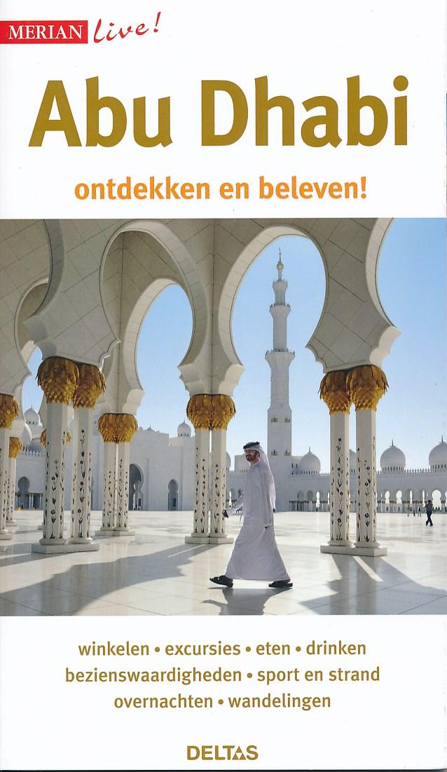 Online bestellen: Reisgids Merian live Abu Dhabi | Deltas