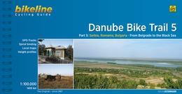 Fietsgids Bikeline Danube Bike Trail 5 (Engels - Donau Radweg)   Esterbauer