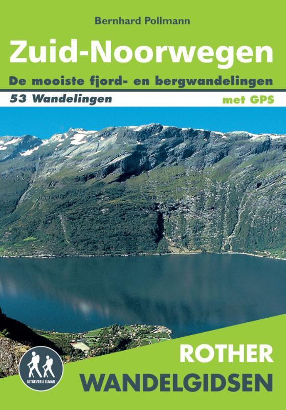 Wandelgids Zuid-Noorwegen | Elmar
