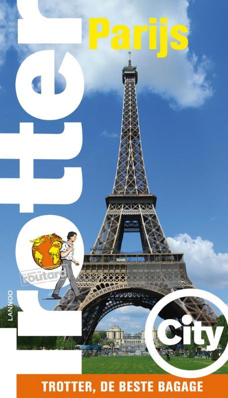 Reisgids Trotter Parijs | Lannoo