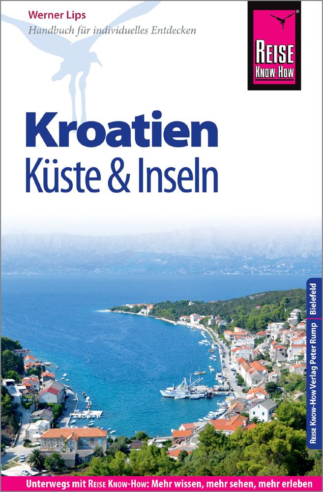 Reisgids Kroatien - Kroatië | Reise Know-How Verlag