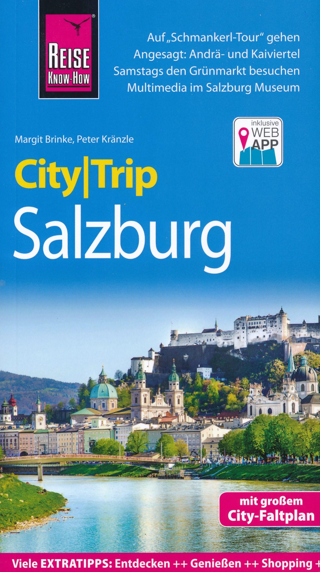 Reisgids CityTrip Salzburg | Reise Know-How Verlag