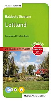 Campergids Wohnmobil Reiseführer Baltische Staaten - Lettland | M&AE