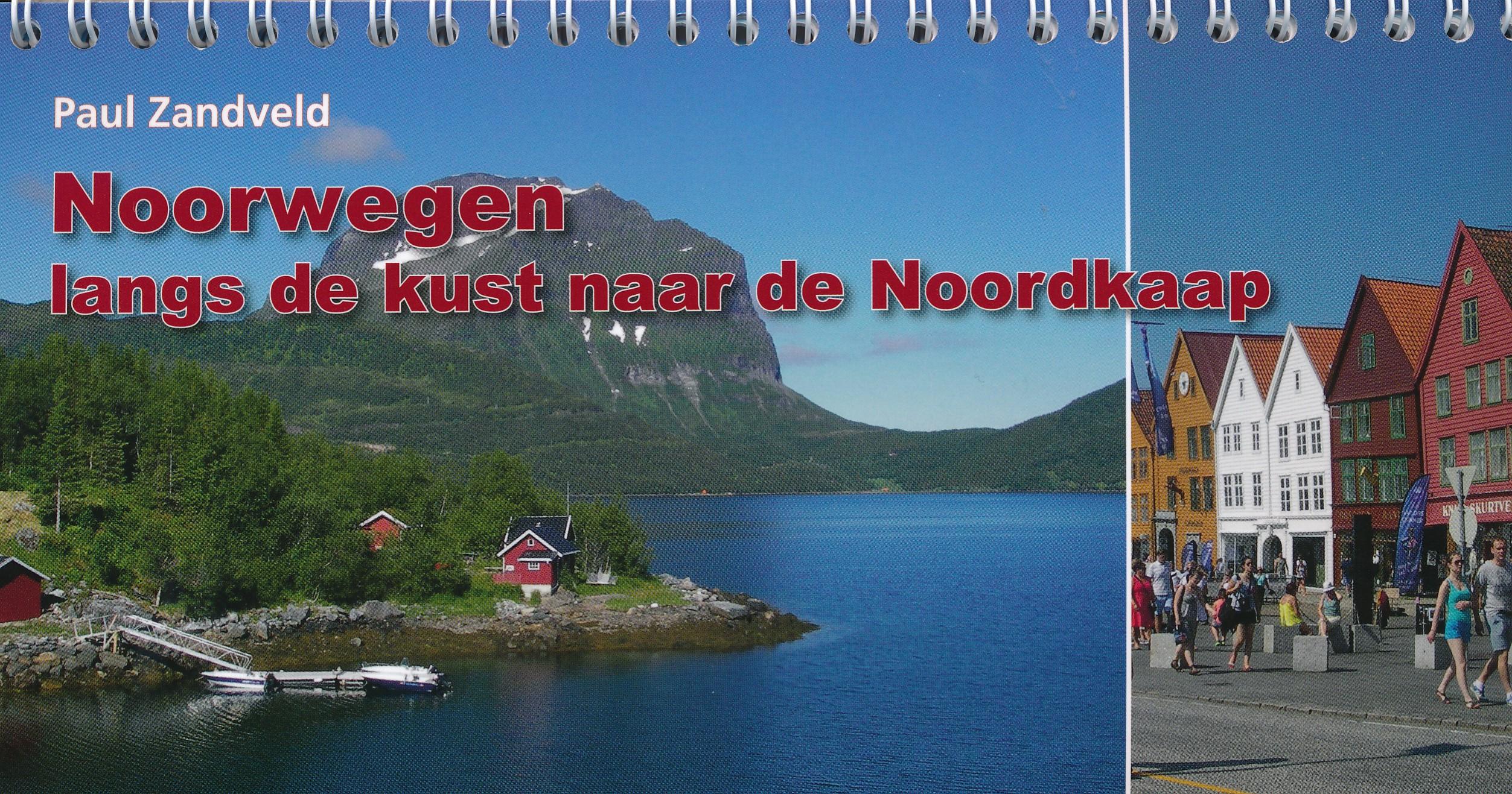 Fietsgids Noorwegen - langs de kust naar de Noordkaap | Pirola