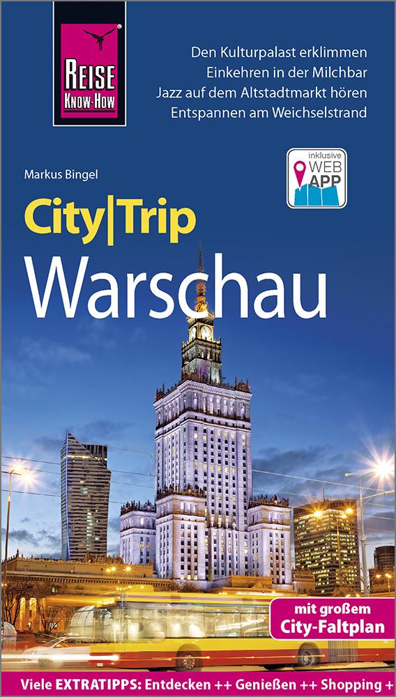 Reisgids CityTrip Warschau | Reise Know-How Verlag