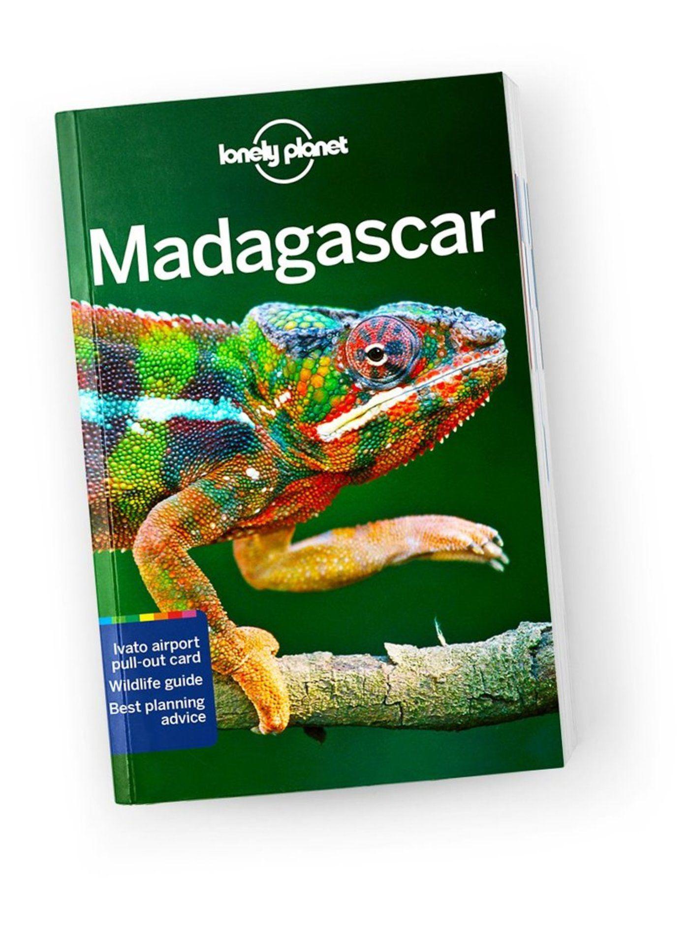 Landkaarten Madagaskar