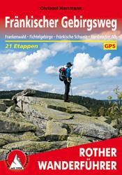 Wandelgids Fränkischer Gebirgsweg | Rother