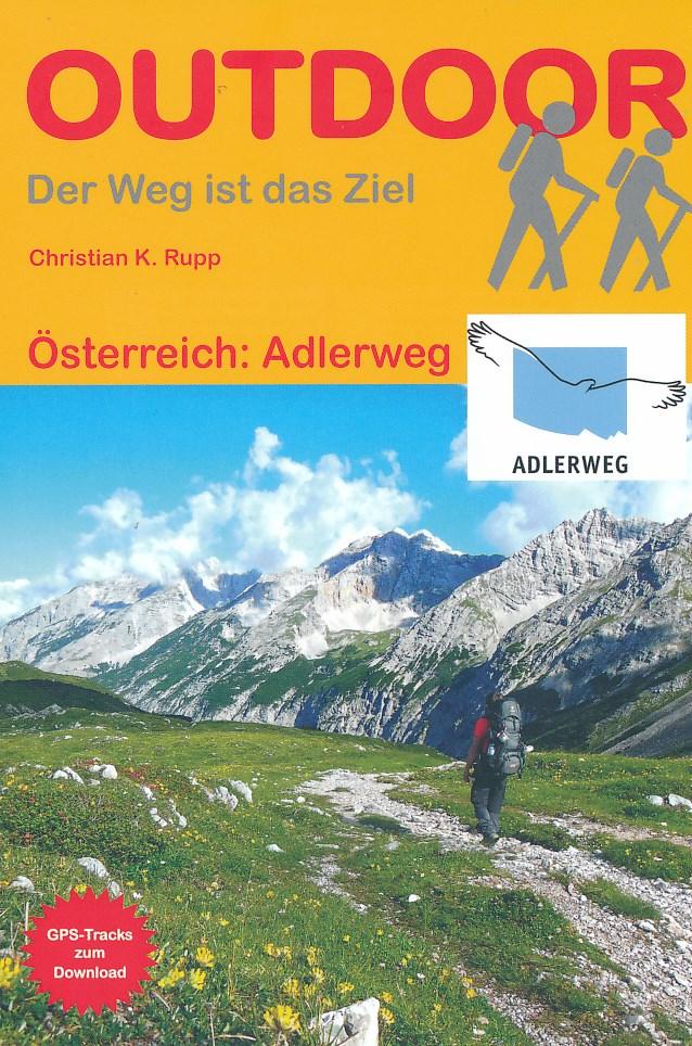 Wandelgids Österreich: Adlerweg - Oostenrijk | Conrad Stein Verlag