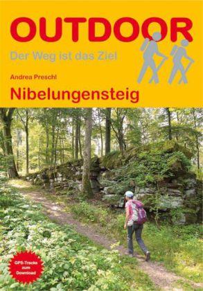 Wandelgids Nibelungensteig | Conrad Stein Verlag