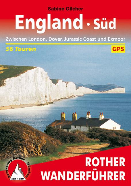 Wandelgids England Süd - Engeland Zuid | Rother